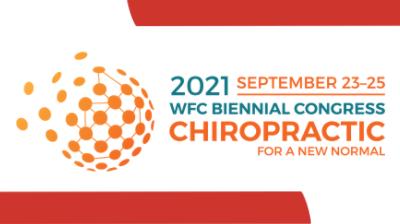World Federation Chiropractic (WFC) – Latest News and Biennial Congress 2021